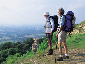 National Trails walks now available on the Explore Gloucestershire iPhone APP