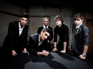 The Wanted at Westonbirt