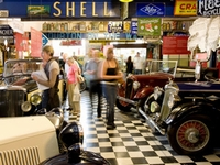New exhibition for 2012 at the Cotswold Motoring Museum