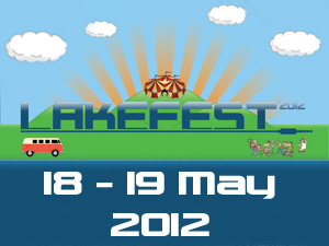 Lakefest 2012 Tickets