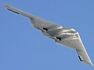 Stealth to steal show at the Royal International Air Tattoo