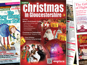 Christmas Guide to Gloucestershire