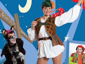 Dick Whittington at the Everyman Theatre, Cheltenham
