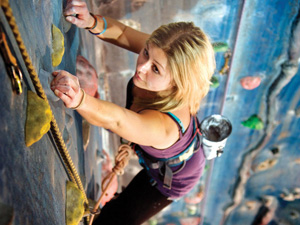 NEW EXCLUSIVE OFFER: Save 50% at The Warehouse Climbing Centre