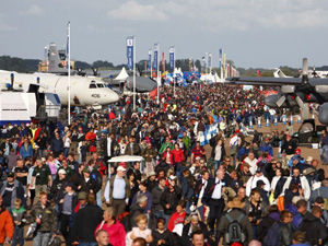 Air Tattoo unveils show makeover for 2013 event