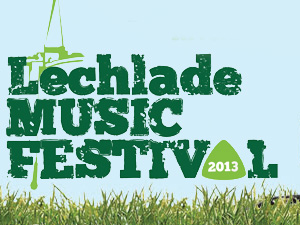 Extended 'Early Bird' discount to Lechlade Music Festival
