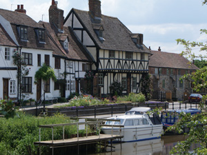 Riverside walk to become a reality in Tewkesbury