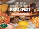Unlimited full English Breakfast only £9.49