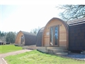 Glamping Pods from £32