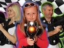 Play unlimited games of Lasertag for £10