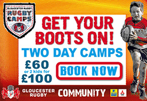 Gloucester Rugby Summer Rugby Camps