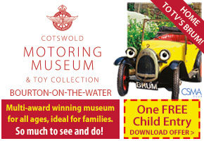 Cotswold Motor Museum & Toy Collection