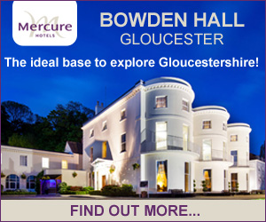 Staying at Bowden Hall Hotel Gloucester