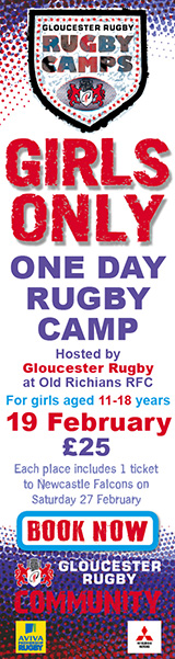 Gloucester Rugby Camps