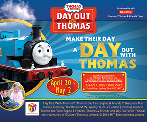 Days Out with Thomas at Dean Forest Railway