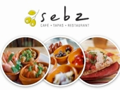 Sebz - Café, Tapas and Restaurant