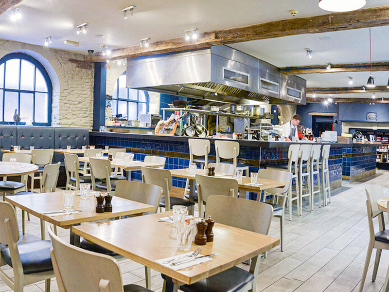 Made By Bob Restaurant