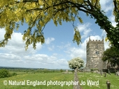11. Old Sodbury - The Hill Fort and Church