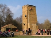 Forest of Dean Adventure Climbing Tower