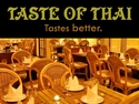A Taste of Thai Restaurant