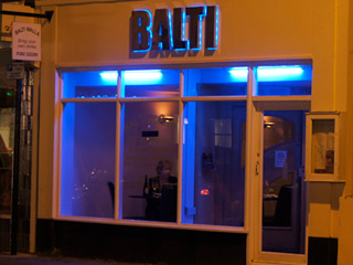 Balti Walla Indian Restaurant