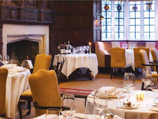 The Restaurant at the Ellenborough Park