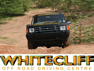 Whitecliff 4x4 Off Road Driving