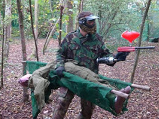 Combat Splat Paintballing