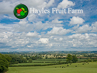 Hayles Fruit Farm Caravan & Camping Site