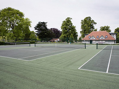 Tennis In The Park Cheltenham