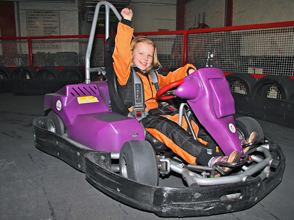 Birthday Parties at JDR Karting