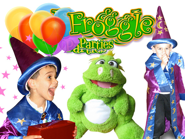 Froggles Parties Ltd.