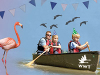 Childrens Birthday Parties at WWT Slimbridge