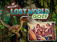Stag & Hen Parties at Mr. Mulligan's Lost World Golf
