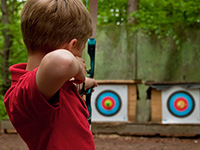 Archery - Forest of Dean Adventure
