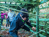 Assault Course - Forest of Dean Adventure