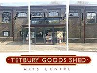 Tetbury Goods Shed Arts Centre