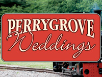Weddings at Perrygrove Railway