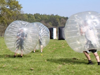Hillside Bubble Football