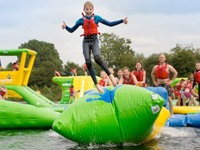 Childrens Birthday Parties at Cotswold Country Park & Beach