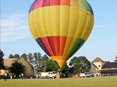 Balloon Flights over Cheltenham