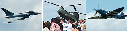 More thrills and excitment expected for Kemble Air Day 2009 too